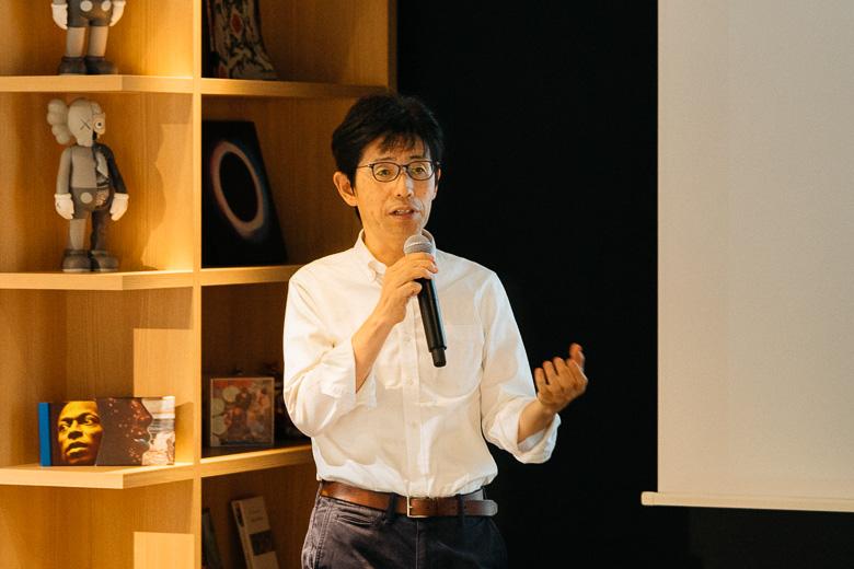 合同会社CUNEMO 代表取締役 森亮 氏
