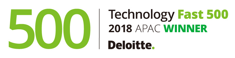 the Deloitte Technology Fast 500 Asia Pacific 2018