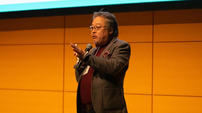 ネットコマース株式会社 代表取締役社長 斎藤昌義氏