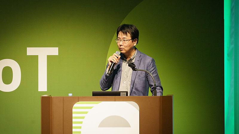 株式会社ウフル IoT×enebularビジネス開発本部 副本部長 竹之下航洋
