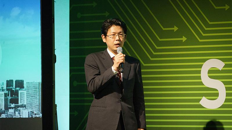株式会社ウフル IoTイノベーションセンター ゼネラルマネージャー 米田 隆幸