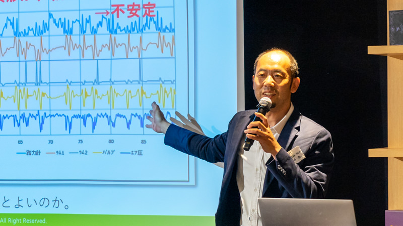 株式会社セゾン情報システムズ 梅崎 猛氏