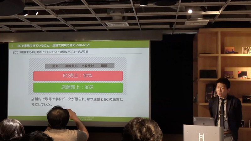 株式会社ウフル マーケティングイノベーション部 古田進乃輔