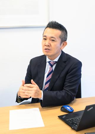 アルファテック・ソリューションズ株式会社 管理本部 経営企画部 部長 荒木 靖之 氏
