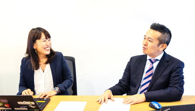 アルファテック・ソリューションズ株式会社 荒木 靖之 氏 小林 華子 氏