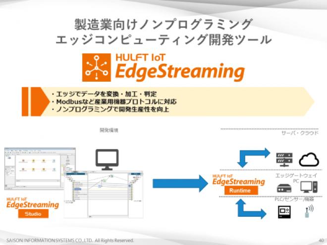 EdgeStreaming